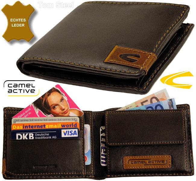 Camel Active Mens Wallet 128-703