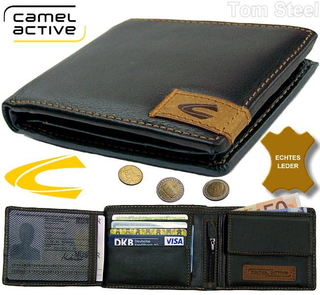 Details about Camel Active Men's Wallet Wallet Suitcase Wallet Purse New