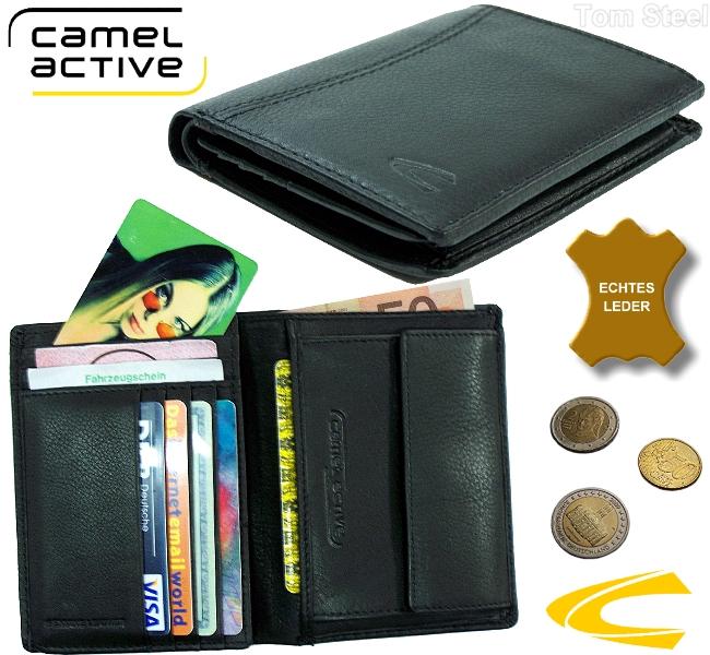 Camel Active Geldbörse Herren 133 706 20 Cordoba echtes