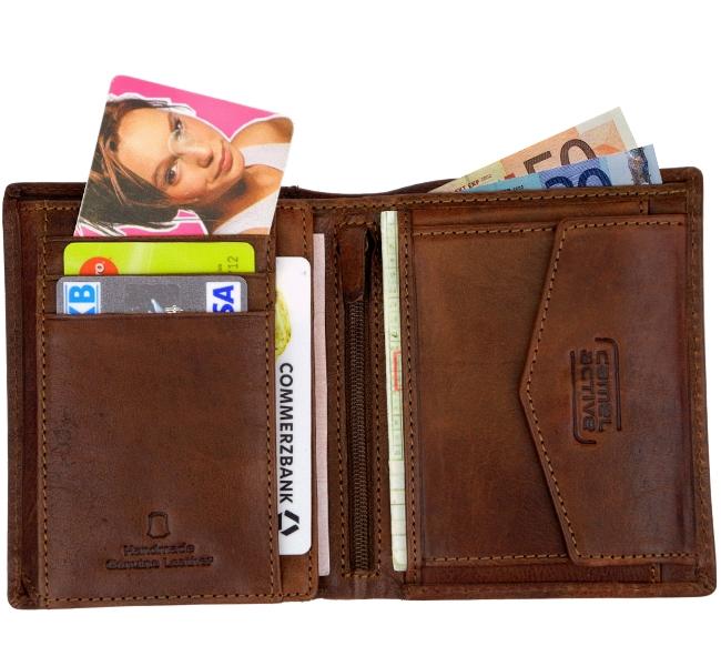 254c5819fcfa1 El Active Wallets Best Photo Wallet Justiceforkenny. El Active Paso Herren  Geldbeutel Portemonnaie Geldbörse Braun 4286