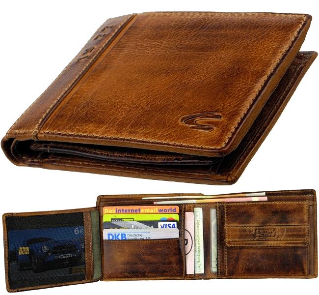 camel active herren brieftasche portemonnaie geldbeutel geldtasche geldb rse 77 ebay. Black Bedroom Furniture Sets. Home Design Ideas