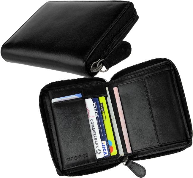 73009e7377a7b RV CHIEMSEE Geldbörse Geldbeutel Brieftasche Herren Portemonnaie Echtleder