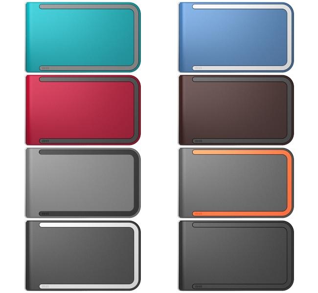 dosh kleine geldb rse karten kreditkarten etui. Black Bedroom Furniture Sets. Home Design Ideas