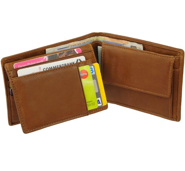 2657a9f18f86d ESPRIT Herren-Geldbörse Börse NEU Geldbeutel Mens Wallet Portemonnaie Leder