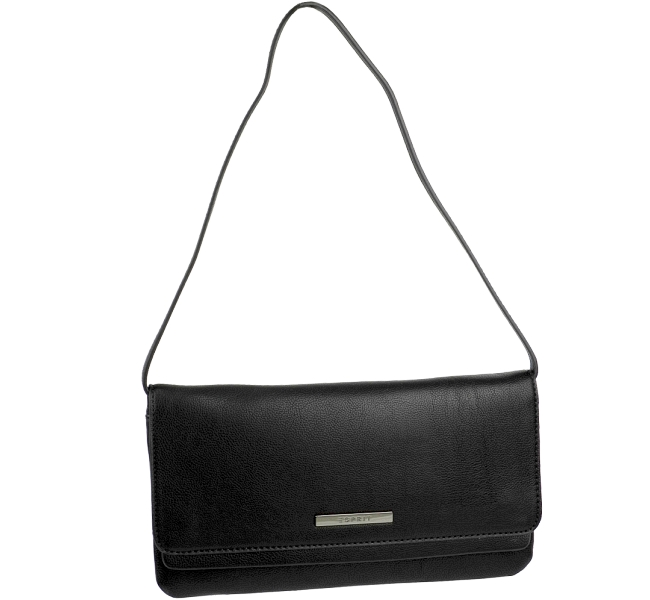 5e6bfc3dcd270 Esprit Women s Handbag Shoulder Bag Bag Black Evening Bag Clutch Bag ...