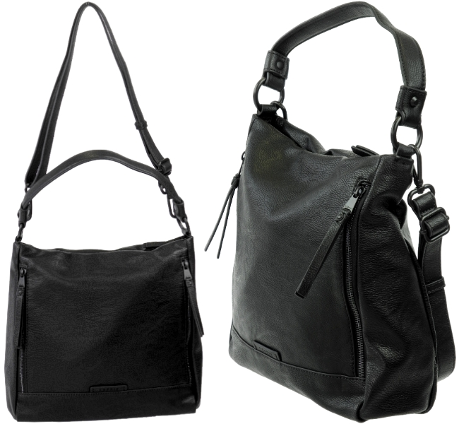 esprit damen handtasche mittelgro 2x riemen schulter. Black Bedroom Furniture Sets. Home Design Ideas