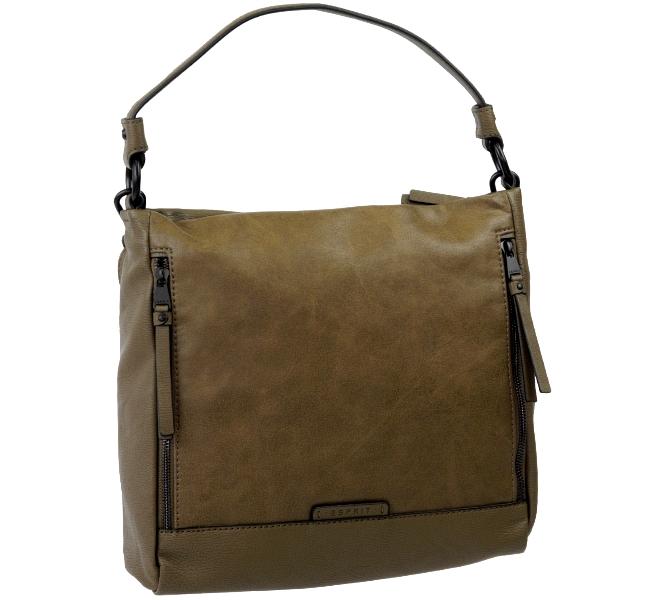 esprit damen handtasche mittelgro 2x riemen schulter umh nge tasche hobo neu ebay. Black Bedroom Furniture Sets. Home Design Ideas