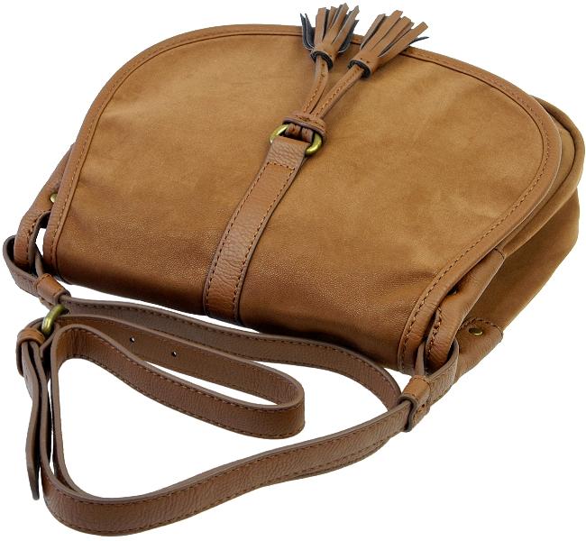 edc esprit damen handtasche braun crossover tasche. Black Bedroom Furniture Sets. Home Design Ideas