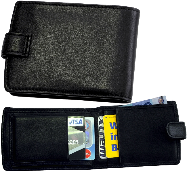 Mercedes benz style small purse without coin pocket for Mercedes benz wallet