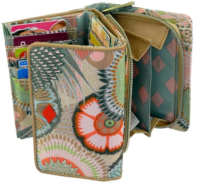 oilily damen geldb rse portemonnaie geldtasche geldbeutel. Black Bedroom Furniture Sets. Home Design Ideas