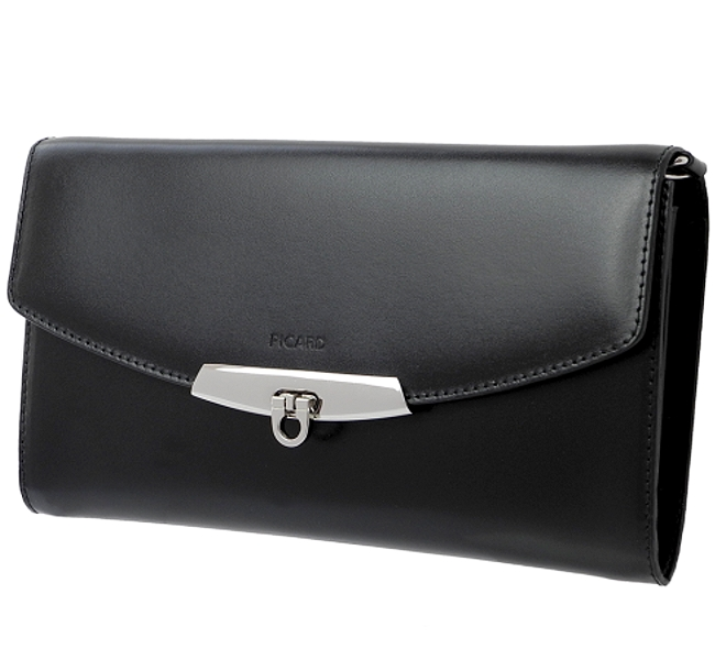 52662efbb33c Picard Ladies Small Clutch Hand Bag Leather Evening Bag Lady Bag ...
