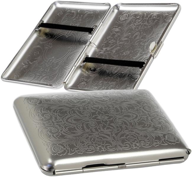 Details About Smartcaze Stainless Steel Business Card Holder Credit Card Wallet Rfid Ec Card Holder Show Original Title