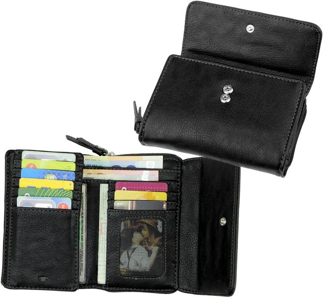 TOM TAILOR Damen-Geldbörse Portemonnaie Geldtasche Geldbeutel Brieftasche Purse