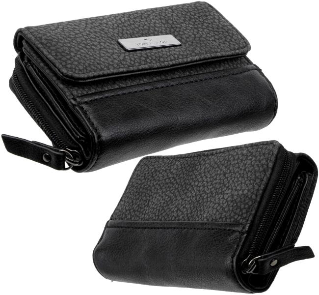 tom tailor metall logo damen geldbeutel geldb rse portemonnaie brieftasche purse. Black Bedroom Furniture Sets. Home Design Ideas