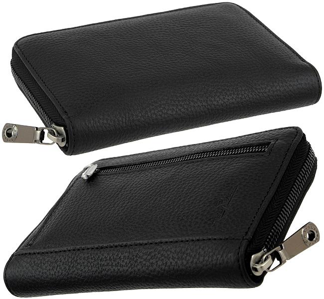 de419c5cd92fb Damen-Accessoires TONY PEROTTI Damen Geldbörse Portemonnaie Geldbeutel Leder  Geldtasche Zip Purse