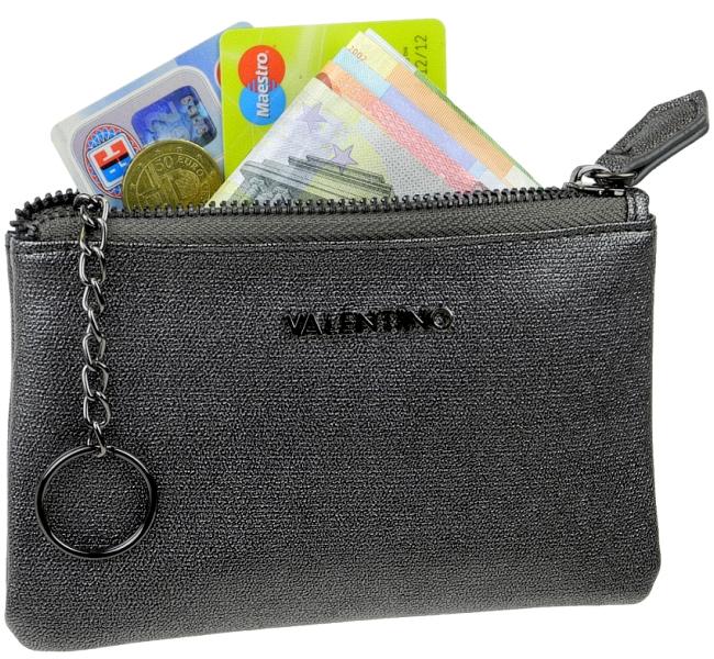 49d915c20a590 Valentino Ladies Key Case Kreditkartenbörse XL Key Bag Credit Card ...
